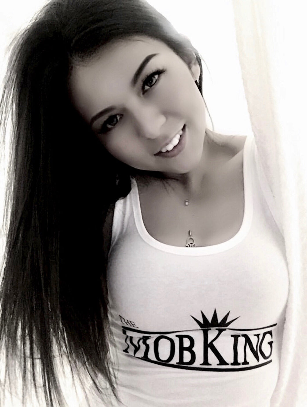 Mob King Girls Tank top