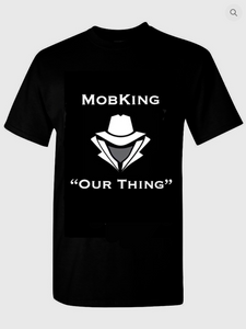 #MK3 -- MobKing Limited Edition T-Shirt, Design #3