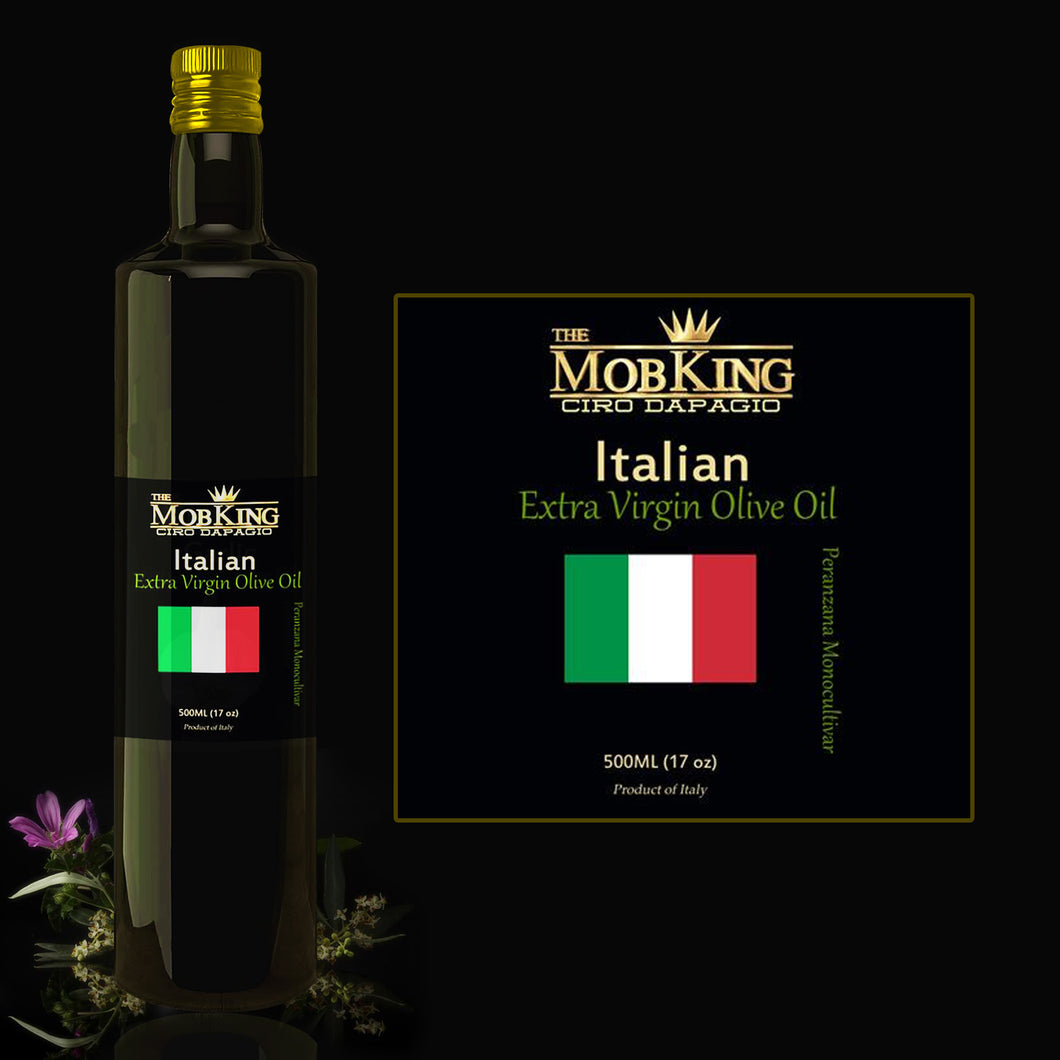 # MOB KING EXTRA VIRGIN OLIVE OIL IMPORTED FROM ITALY