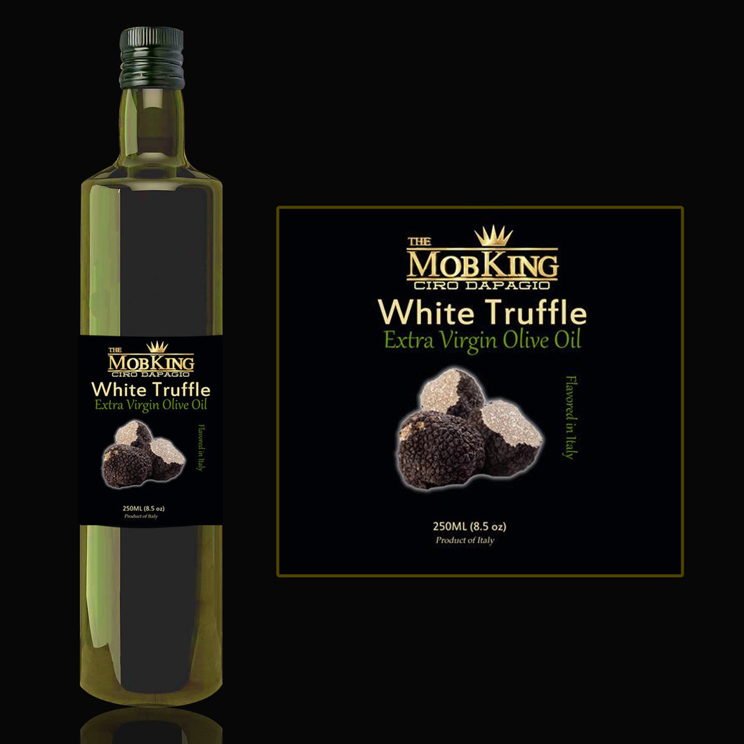 # MOB KING WHITE TRUFFLE OLIVE OIL IMPORTED FROM ITALY
