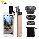 Mobile phone lens for smartphone mobile camera
