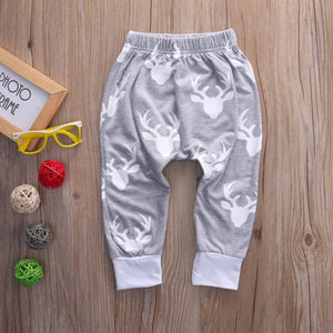Toddler Baby Boy Clothes Short Sleeve