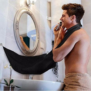 Waterproof Beard Care Clean Apron Cloth