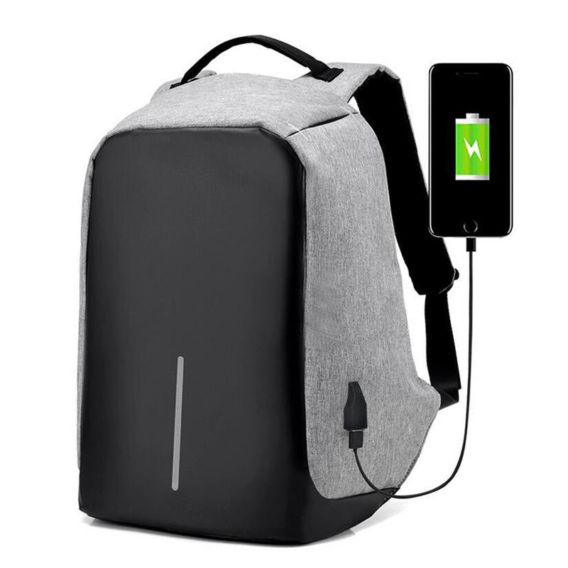 SecureTech™ Premium Quality Anti-Theft Backpack