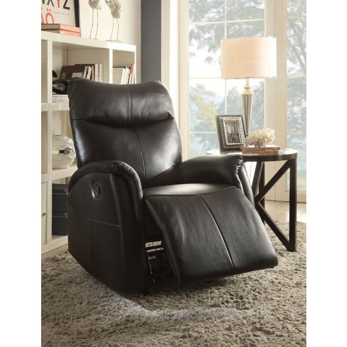 Jax Power Recliner in Black - Mod Designs