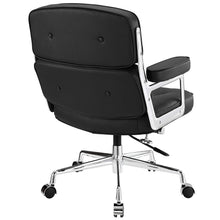 De Lucca Office chair in Black - Mod Designs