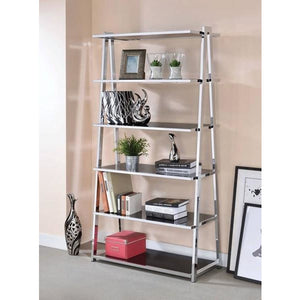 Vertex Modern Bookshelf In Bianco - Mod Designs
