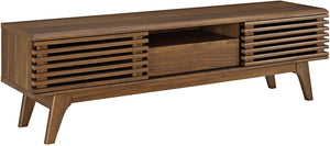 "Albany 59"" TV Stand in Walnut"