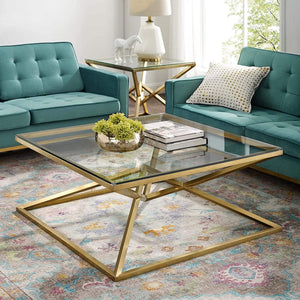 "Emiliano 39.5"" Coffee Table"