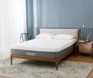 Fusion Luxe Premium Hybrid Memory Foam Mattress By MLily Usa - Medium Plush - Mod Designs