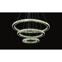 Stellar 3 Modern LED Chandelier - Mod Designs