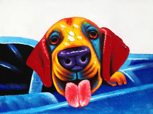 Smug Canvas Art - Mod Designs