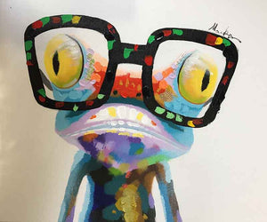 Toadally Canvas Art - Mod Designs