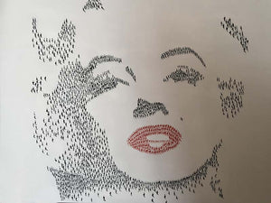 Monroe Canvas Art - Mod Designs