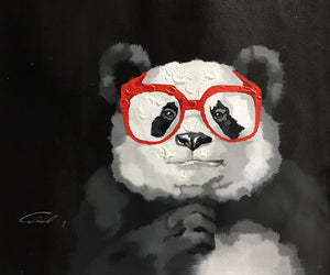 Le Pandz Canvas Art - Mod Designs
