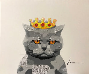 The King Canvas Art
