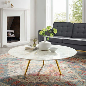 "Lanza 47"" Coffee Table"