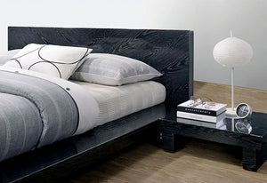 Utopia Bedroom Set in Black - Mod Designs