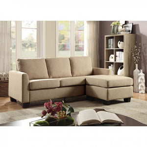 Philo Sectional in Beige - Mod Designs