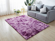 Velvet Purple Area Rug