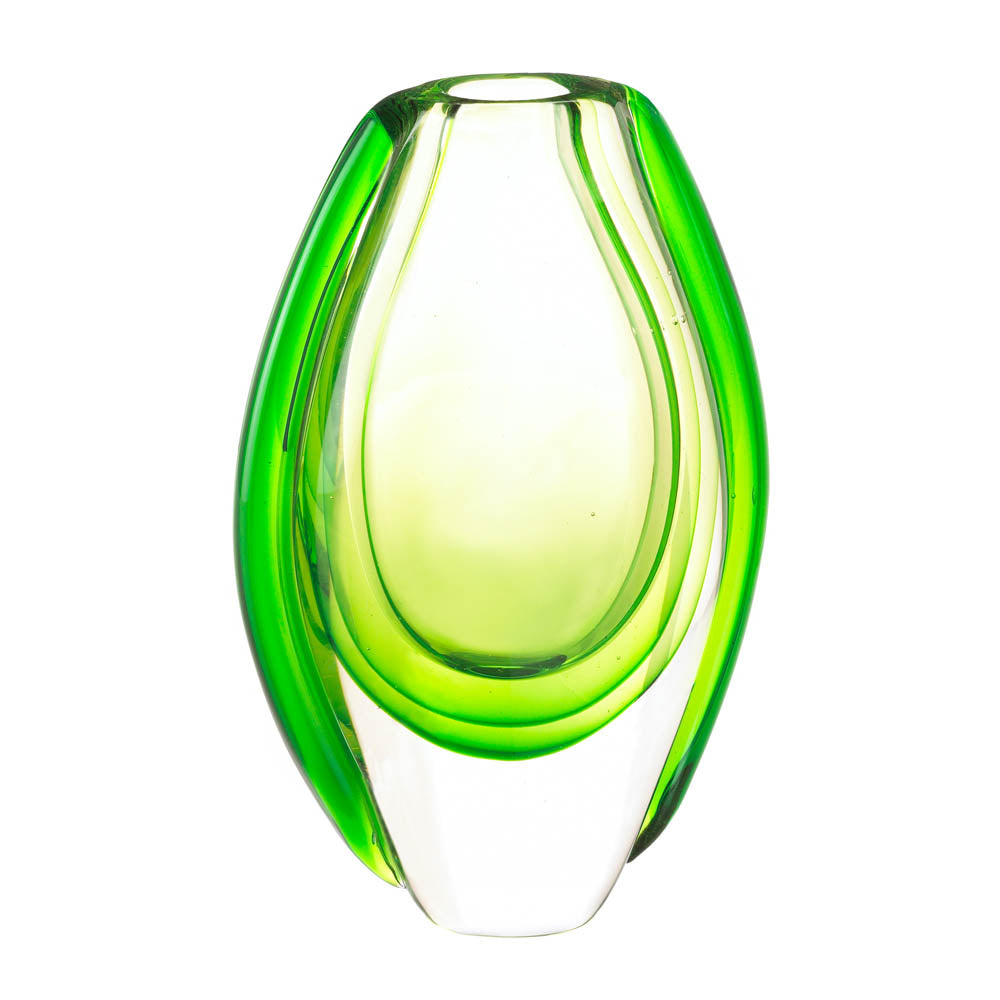 Fusion Modern Glass Vase - Mod Designs