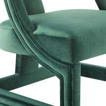 The Jade Accent Lounge Armchair - Mod Designs