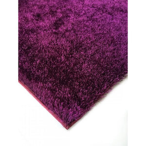 Ultra Fuzzy Modern  Rug in 11 Colors - Mod Designs