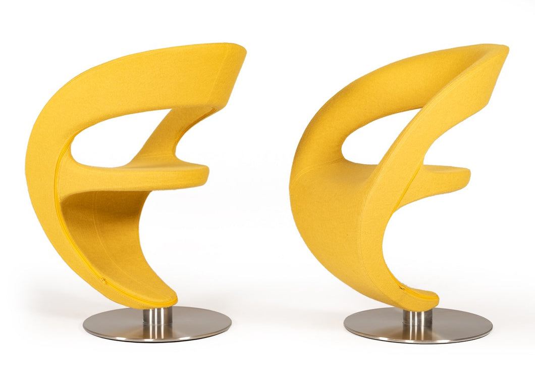 Vortex Accent Chairs - Mod Designs