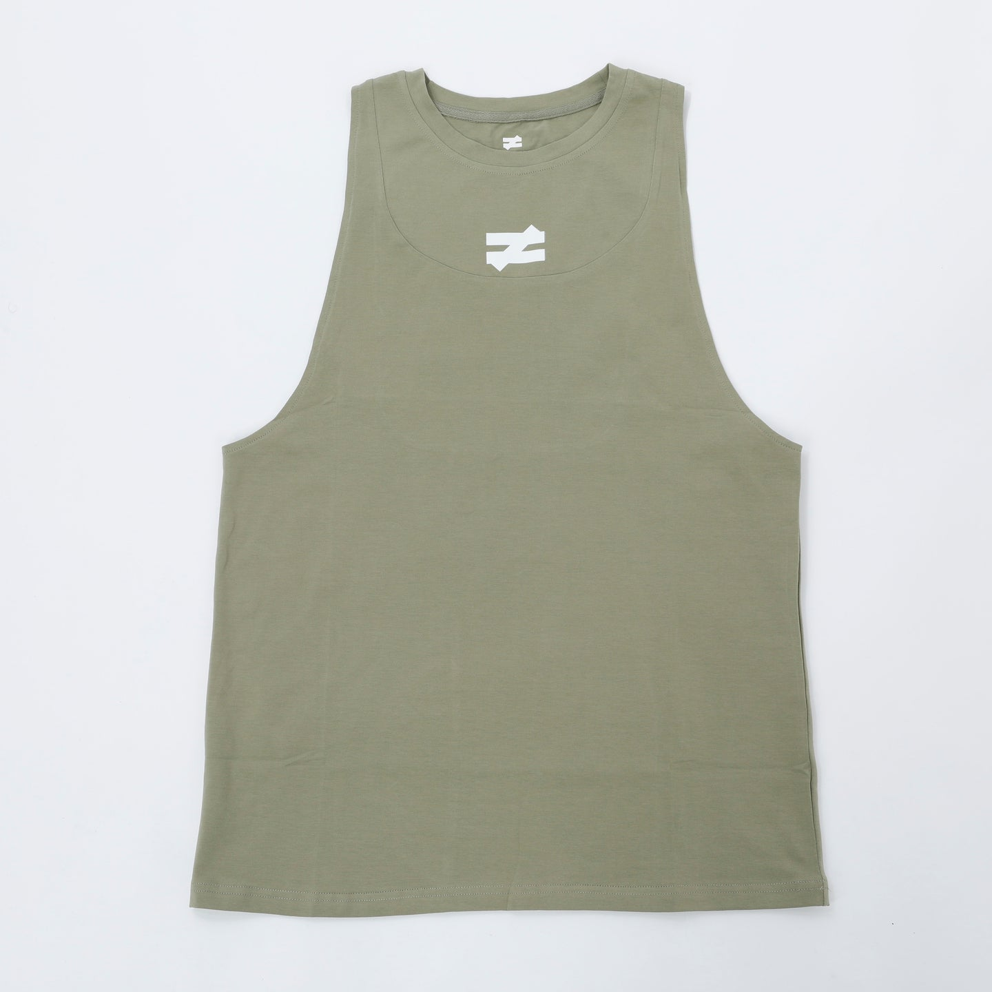 Zyphr Function Tank in Olive Green