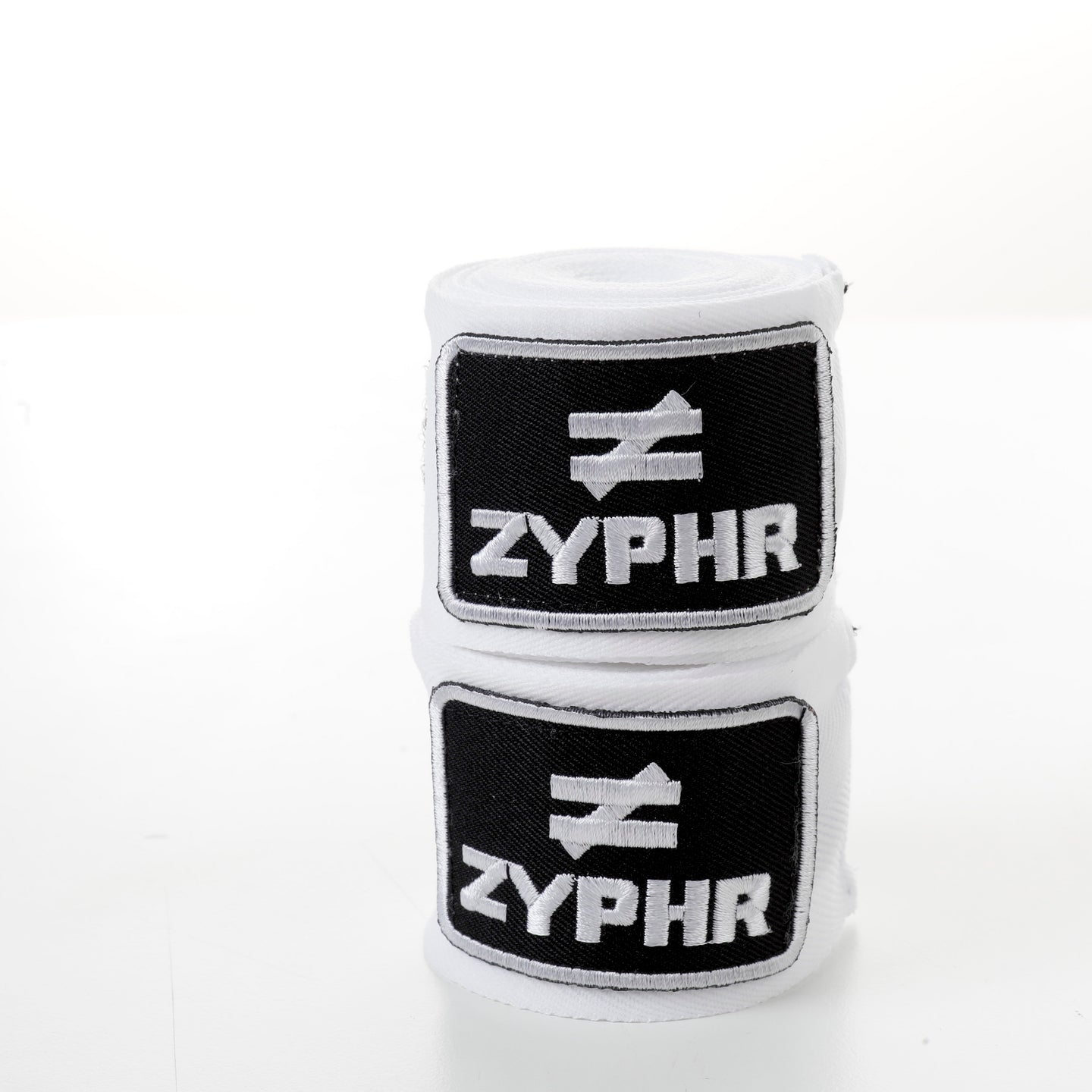 Zyphr Combat Thai Hand Wraps in White