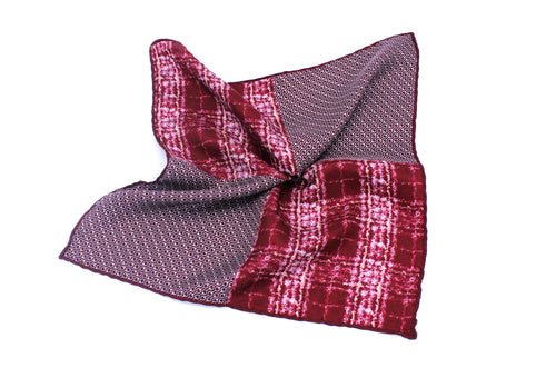 Hillarie Pocket Square
