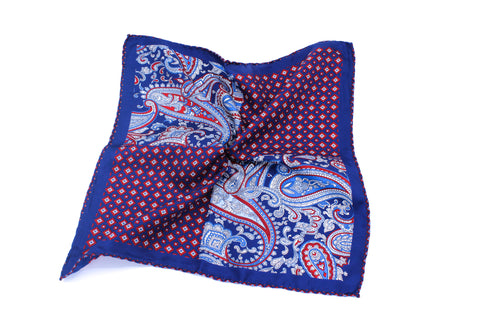 Martha Pocket Square