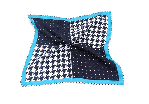Carolina Pocket Square
