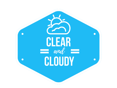 Clear and Cloudy