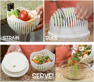 60-Second Salad Maker