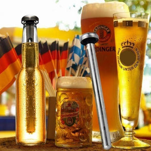Durable Stainless Steel Beverage Stick