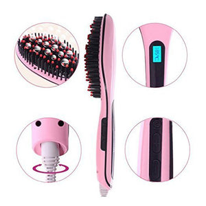 Professional Hair Straightener Comb