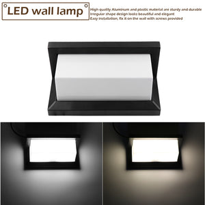 Porch Lights Modern LED Wall Lamps