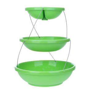 Three Layers Folding Bowls