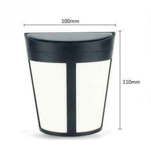 6 LED Solar Outdoor Light