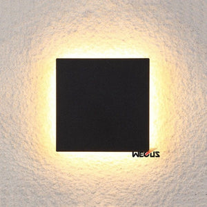 Outdoor Modern LED Wall Light