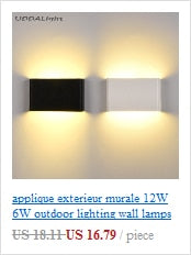 Outdoor Waterproof Wall Lamp