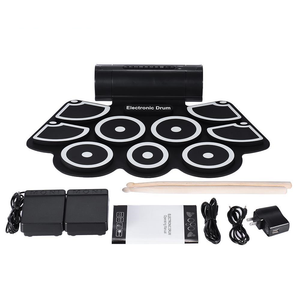 JamSesh Portable Drum Kit