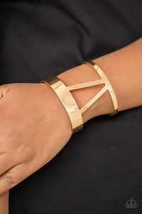Bracelet  Rural Ruler - Gold