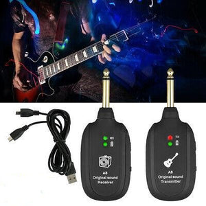 Infinity Guitar Wireless System