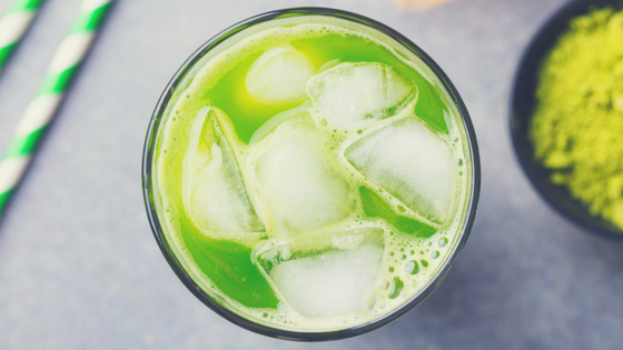 Iced Matcha Tea Recipe