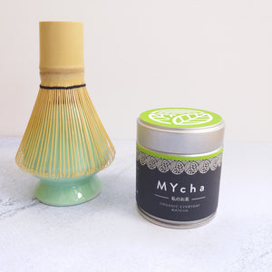 Organic Everyday Matcha and Whisk Set