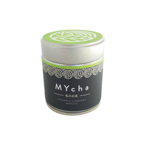 MYcha Organic Japanese Everyday Matcha Green Tea Powder