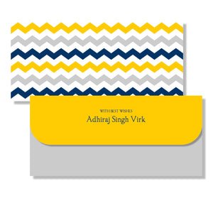 Personalised Money Envelopes - Yell-o