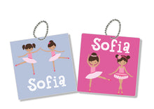 Bag Tags - Ballerina